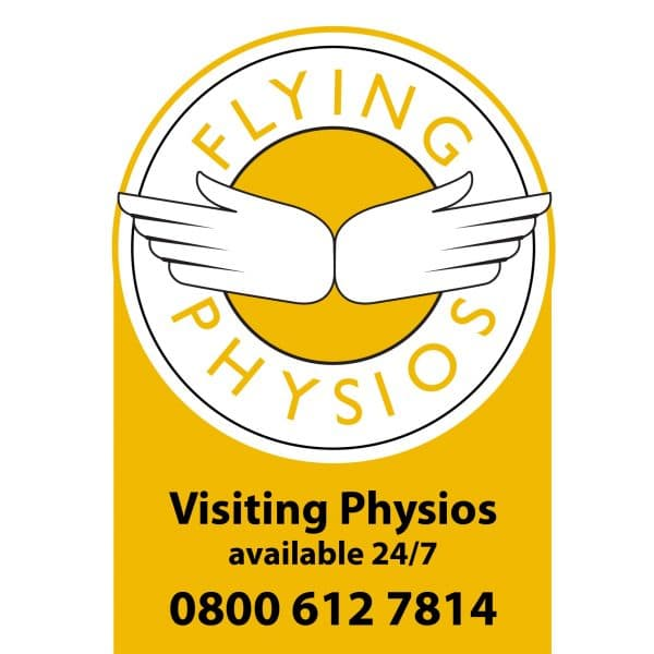 Home Visits   Emergency Physios   24/7 Physio   South East England