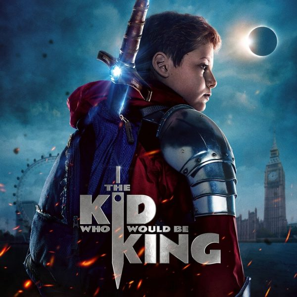The Kid Who Would Be King | On Set Physios | The Flying Physios