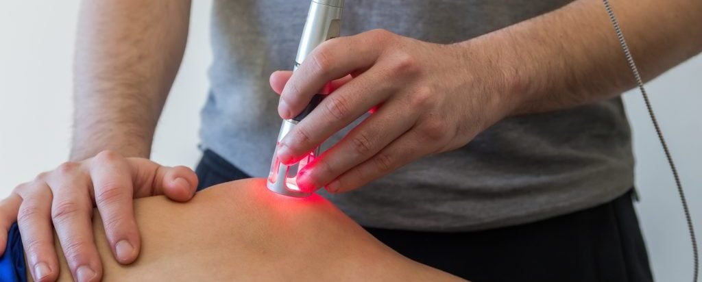 Laser therapy St Albans and Iver Heath