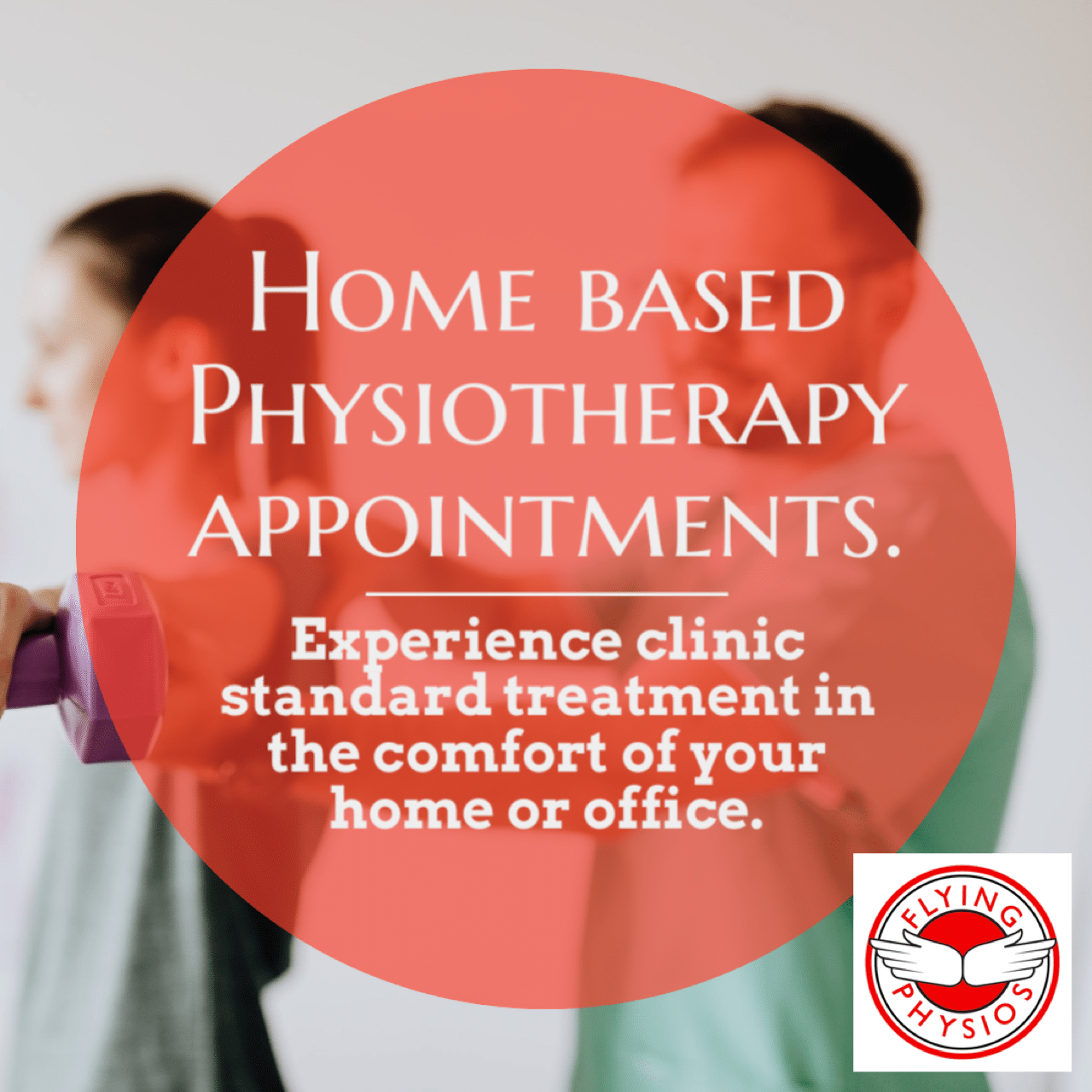Physiotherapy Treatment | Mobile Physio | The Flying Physios